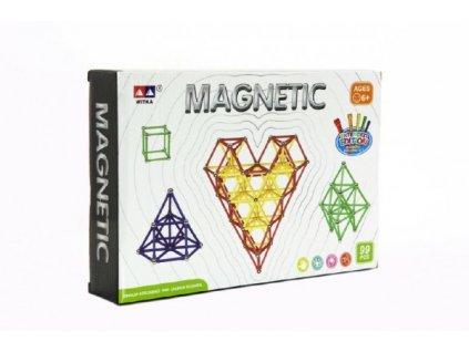 Magneticka stavebnice 99ks