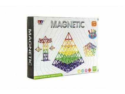 Magneticka stavebnice 200dilku