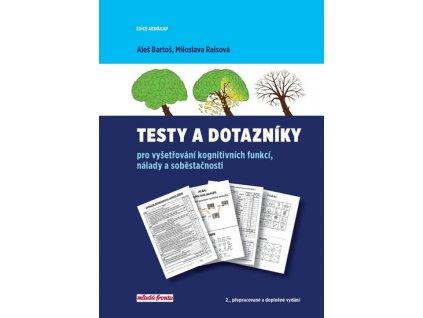 Testy a dotazniky pro vysetrovani kognitivnich funkci