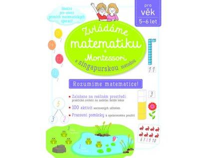 Zvladame matemetiku s Montessori a singapurskou metodou 5 6