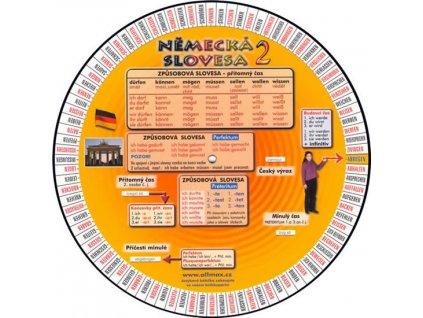 Nemecka slovesa 2