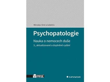 Psychopatologie 3.vydani