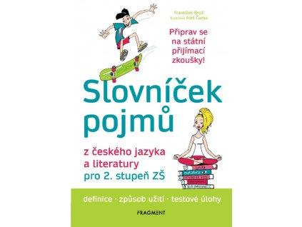 Slovnicek pojmu z ceskeho jazyka a literatury 2