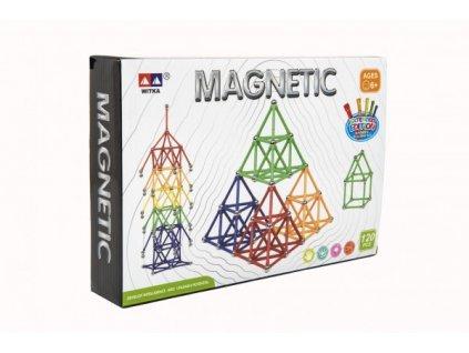 Magneticka stavebnice 120ks