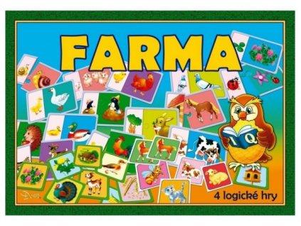 Farma spol.hra v krabici