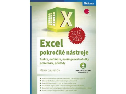 Excel pokrocile nastroje