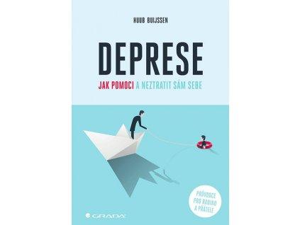 Deprese jak pomoci a netratit sam sebe