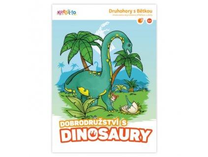 Dobrodruzstvi s dinosaury Druhohory s dinosaury