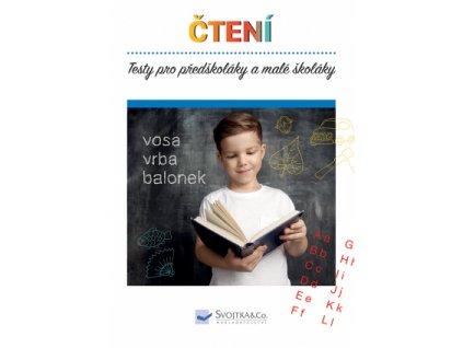 Testy pro predskolaky a male skolaky Cteni