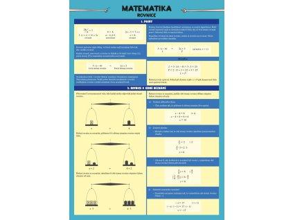 Matematika Rovnice
