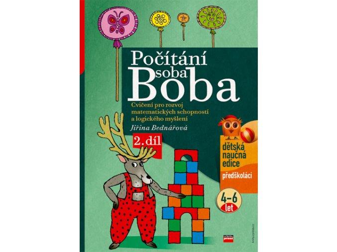 Počítání soba Boba - 2.díl
