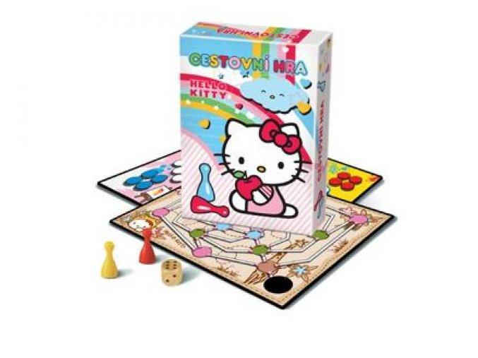 Cestovní hra Hello Kitty