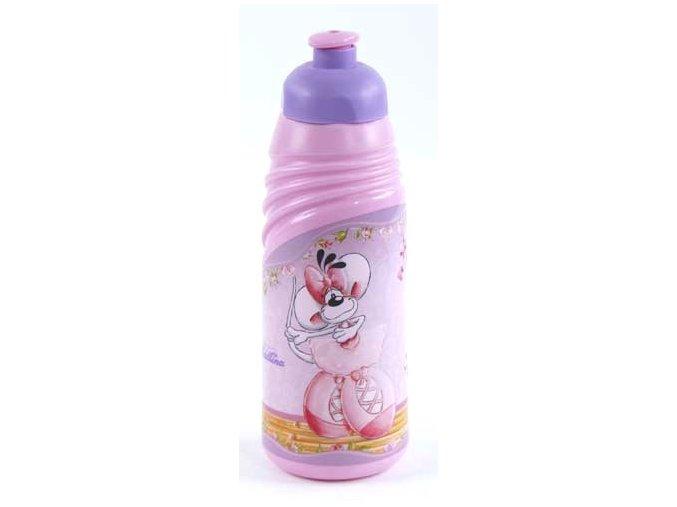 Láhev na pití Diddlina, růžová