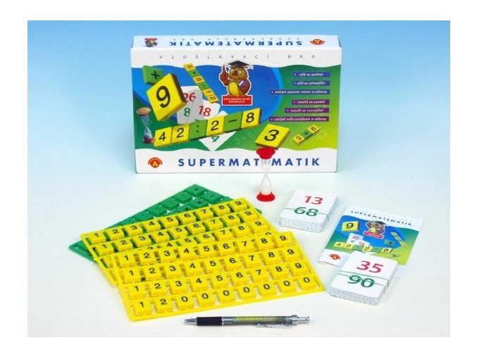 Supermatematik, Alexander