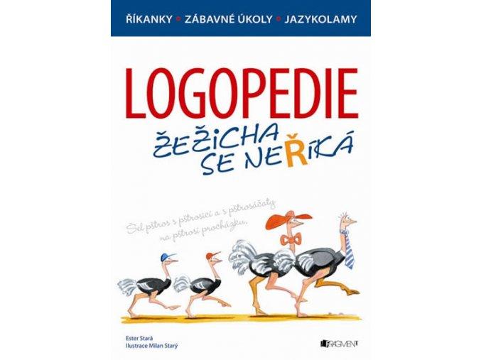 Logopedie - Žežicha se neříká