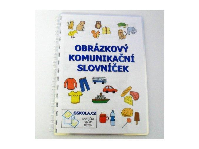 Obrázkový komunikační slovníček