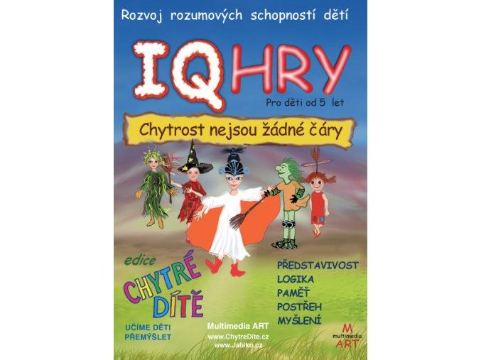 Chytré dítě - IQ hry - Jednouživatelská licence