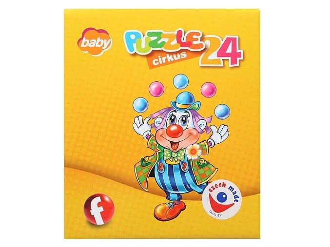 Puzzle 24 I. BABY, Efko