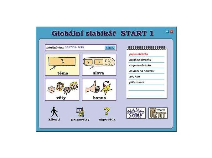 Globální slabikář 2 - rodinná licence