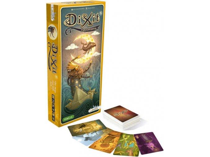 Dixit 5 - rozšíření - DayDreams  (ASDIX07CZ)