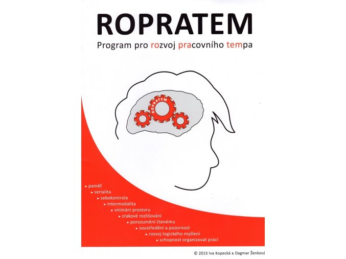 ROPRATEM Program pro rozvoj pracovního tempa