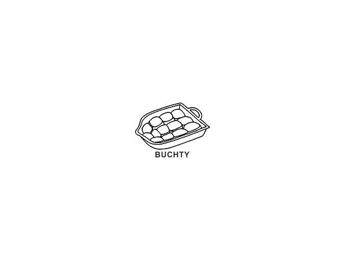 Obrázkové razítko - BUCHTY