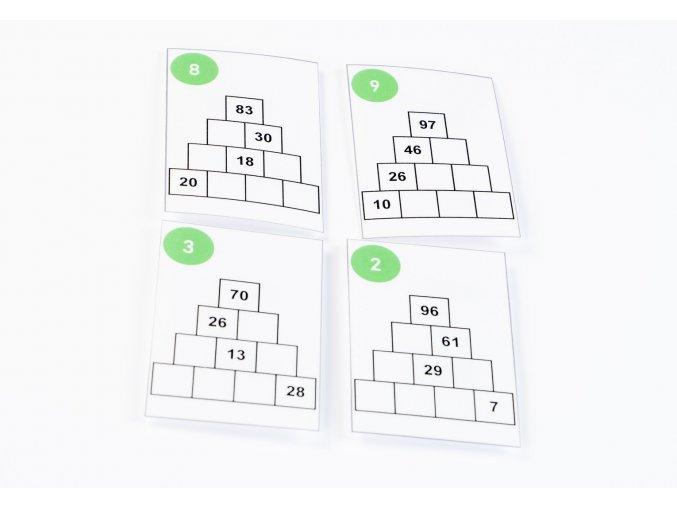Součtové pyramidy 3