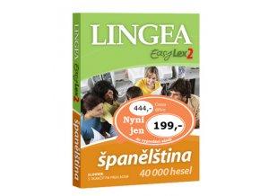 EasyLex 2 španělština CD ROM