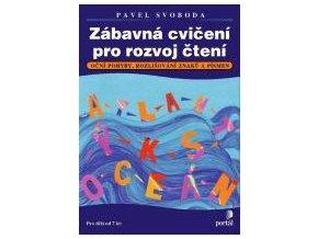 Zábavná cvičení pro rozvoj čtení