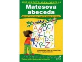 Matesova abeceda  J. Nevěčný, A. Nevěčná