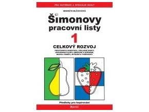 Šimonovy pracovní listy 1 - Celkový rozvoj