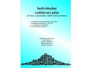 Individuální vzdělávací plán pro žáky se spec.vzděl. potřebami (vč. aktualizace k novele)