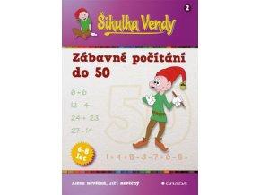Šikulka Vendy - Zábavné počítání do 50