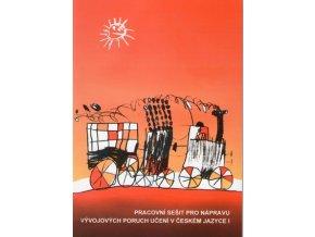 Pracovní sešit pro nápravu vývojových poruch učení v českém jazyce 1