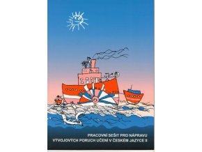 Pracovní sešit pro nápravu vývojových poruch učení v českém jazyce 2