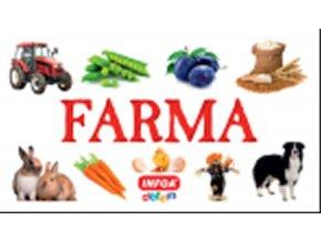 Skládanka - Farma