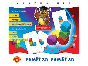 Paměť 3D, Alexander