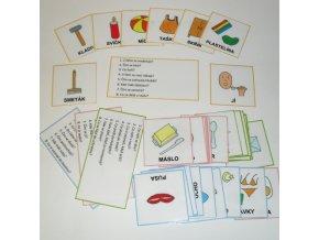 Porozumění řeči s piktogramy