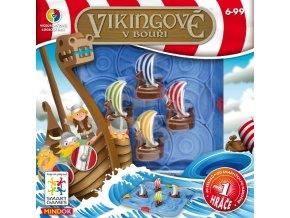 Smart - Vikingové v bouři, Mindok