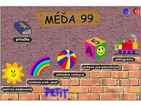 MÉĎA'99 - rodinná licence