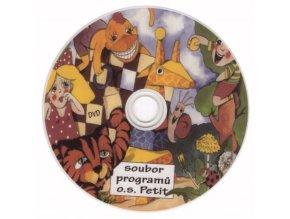 DVD Petit  - rodinná licence