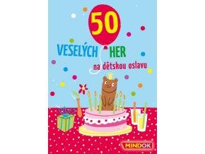 50 veselých her na dětskou oslavu, Mindok