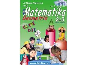 Chytré dítě - Matematika 2+3 - ŠKOLNÍ MULTILICENCE