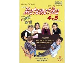 Chytré dítě - Matematika 4+5 - ŠKOLNÍ MULTILICENCE