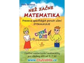 Chytré dítě - Než začne matematika - ŠKOLNÍ MULTILICENCE