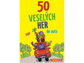 50 Veselých her do auta, Mindok