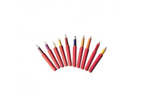 FINISH PENCIL Red S 9 mm - 1 KUS