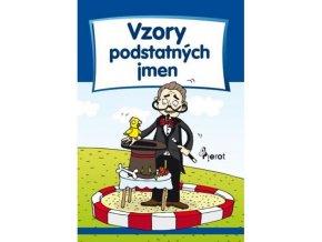 Vzory podstatných jmen - Cvičení z české gramatiky - 5. vydání