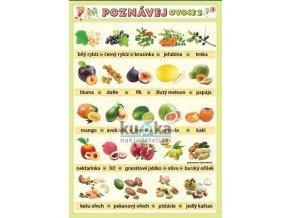 Poznávej 4 - ovoce 2, zelenina 2, Petr Kupka