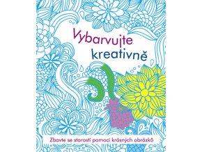 Vybarvujte kreativně - Antistresové omalovánky